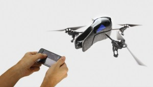 AR.Drone-By-Parrot