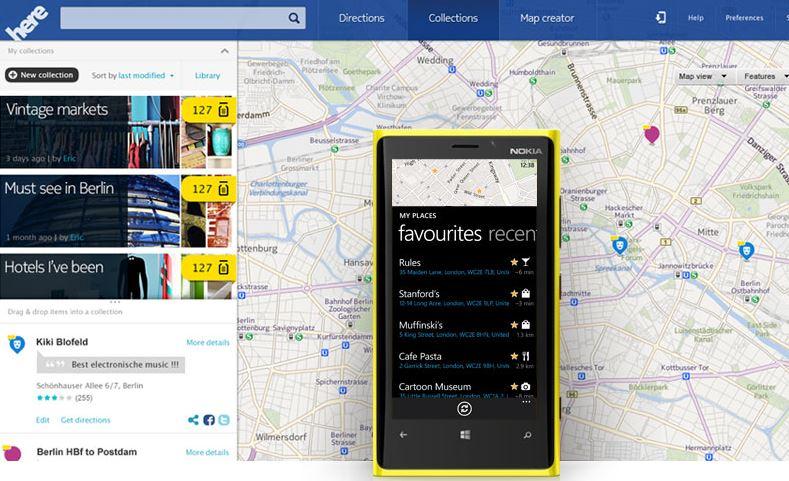 Nokia-Here